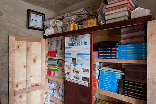 School Supplies - Text books and exercise books